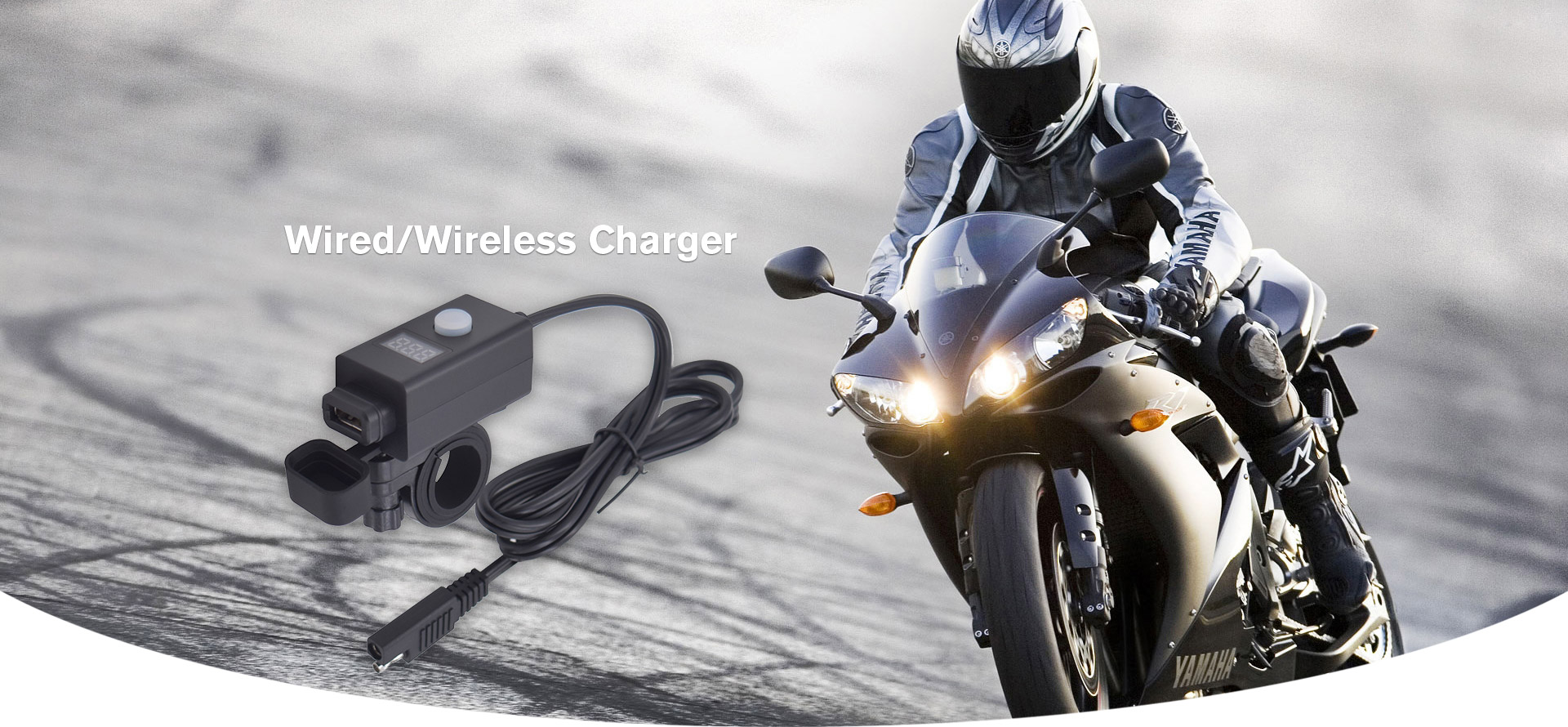 Wired/ Wireless Charger